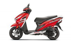 Prime Honda grazia scooty price